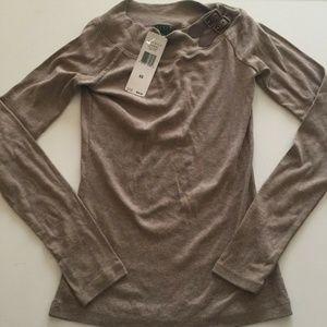 Lauren Ralph Lauren XS Long Sleeve Blouse Top